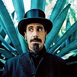 ROCK STAR SERJ TANKIAN PROMOTES TEGHOUT SUPPORT GROUP