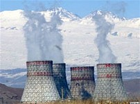 NPP stress tests priority for Armenian Energy Ministry in 2012