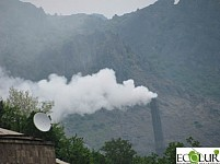Alaverdi Copper Smelting Emissions Continually Discussed, But No Filters Placed So Far