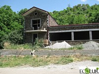 "Gilan Unfinished Building, ""Let Compensate Who Undersigned This Document"""