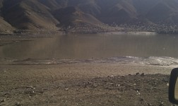 Almost Whole Water Let out of Azat Reservoir