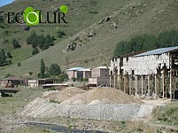 Gold Extracting Factory Illegally Constructed in Meghradzor?