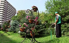 Green Zone in Yerevan To Make up 850 Ha in 2013