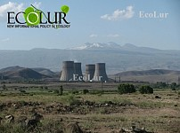 156,784.3 AMD for Armenian Radioactive Waste Neutralization