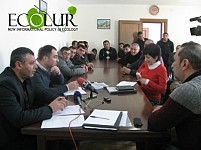 Passions Getting Tenser at Public Hearings of Making Lake Sevan A Fish Farm