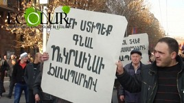 Levon Ter-Petrosyan: Subsidying Gas Again At Expense of People