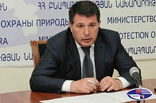Nature Protection Minister Aram Harutyunyan Packed His Things