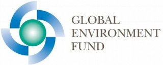 What does nature protection ministry spend funds from GEF?
