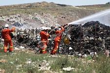 "If Needed, Yerevan Municipality and Administrative Area Heads Working Operatively: They ""Attacked"" Sovetashen Landfill Site"