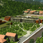 1,398 Ha Forest Given for Dilijan International School from Dilijan National Park
