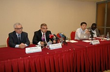 Minister: Greenhouse Gases Emissions Reduced in Armenia