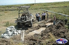 "Nature Protection Ministry Liquidated Illegal Deep Well by ""Vahe-Vach"" LLC"