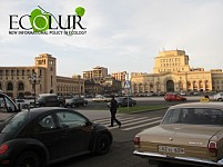 Yerevan Getting Ready for Clean-up and Tree Planting