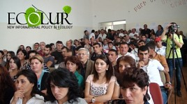 The Residents of Gndevaz Village Demanding from EBRD to Stop Financing Amulsar Project and Not to Violate Their Rights