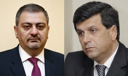 Vache Gabrielyan and Armen Yeritsyan Will Head Two New Ministries