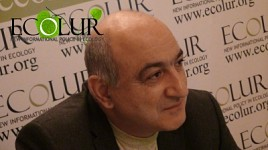 Boris Navasardyan: Authorities Running Policy Contradicting to Our Value System