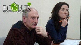 Pan-Armenian Environmental Front Establishing Group of Experts Dealing with Ecology Issues