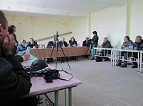 Public Hearings on Armanis Mine Expansion and Open Pit Mining