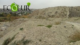 Yerevan Land Areas Polluted with Mercury, Lead, Zinc, Chromium, Nickel, Copper and Molybdenum