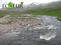 On April 10 Drastic Increase in River Water Level in Araks, Debed, Aghstev, Qasakh, Hrazdan, Azat, Vedi and Arpa Rivers