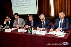 Third National Communication Beating Alarm Signal that Temperature in Armenia Will Increase up to by 5 Degrees if Measures Are Not Taken
