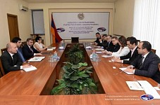 Nature Protection Minister Received EU Diplomatic Corpus Delegation
