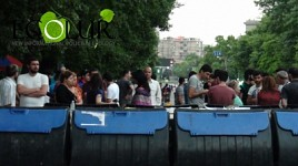 Demonstrators' Barricades on Baghramyan Avenue Caused Initiating A Criminal Case