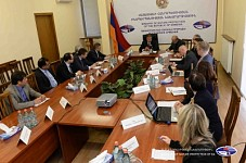 Nature Protection Minister Presented INDC of Armenia to Ambassadors