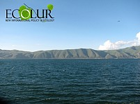 Nature Protection Ministry Explanation on Lake Sevan Level