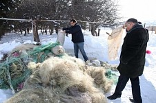 Nature Protection Ministry Detected and Eliminated 439 Illegal Fishing Nets