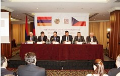 Karen Tshmarityan Inviting Czechs To Make Investments In Renewable Energy of Armenia