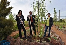 Armenia Tree Project Plants Five Millionth Tree with US Ambassador Richard Mills