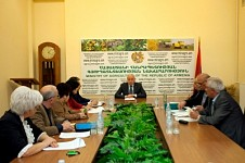 Amendments to RA Forest Code Discussed at RA PM's Assignment at Agriculture Ministry