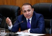 PM Hovik Abrahamyan Announced About Cessation of Qaghtsrashen Project in Garni