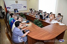 Nubarashen Landfill Site Liquidation Actions Presented at Nature Protection Ministry