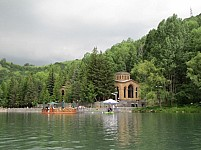 Jermuk Resort Houses Closed