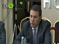 Aram Harutyuntan Resigned from Position of Chairman of State Committee of Water Industry