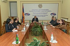 National Center for Biodiversity Preservation and Environmental Education Planned To Be Established Based on Yerevan Botanical Garden