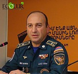 Yerevan Rescue Department Head Hopes No Flood Will Occur in Yerevan