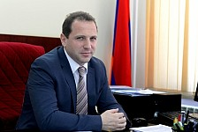 David Tonoyan Appointed as Minister for Emergency Situations