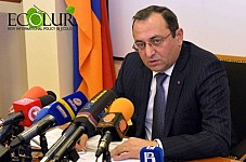 Minister of Nature Protection RA: Armenia Intends to Apply 'Environmental Program For Debt'