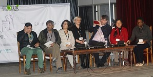 Civil Society in Tbilisi Discussing Protection of Rivers from Hydropower