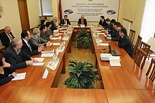 Kyrgyzstan Government Representatives Got Familiar with Successful Experience of Armenia in Direction of Green Climate Fund