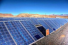 International Tender for Construction of Solar Photovoltaic Station
