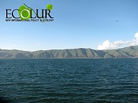 Up to 170 Million Cum Water To Be Let out of Lake Sevan in 2017 for Irrigation Purposes