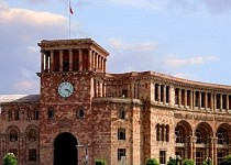 Armenian Government Resigned