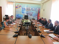 US Ambassador to Armenia Was Presented Shnogh Hydropower Station and in Hrazdan Electricity Production from Household Garbage Processing Projects
