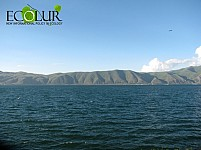 Lake Sevan Level Decreased by 13 Cm