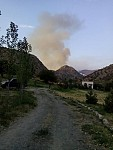 RA Nature Protection Ministry Applying to Firefighting Volunteers : Arrive in Khosrov Reserve from Urtsadzor Section