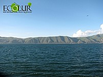 Lake Sevan Level Decreased by 25 Cm